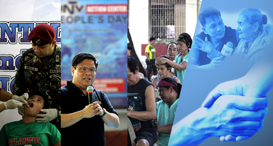UNTV Action Center People's Day at Pasay a success