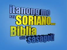 Itanong Mo Kay Soriano
