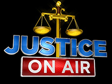 justice on air logo