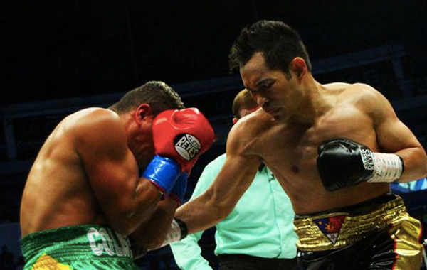 From Nonito Donaire Jr.'s Official Facebook page