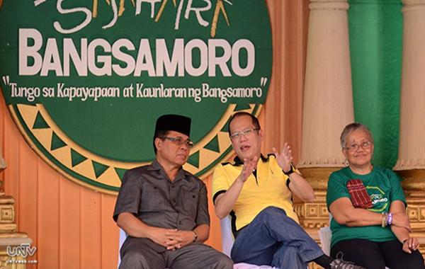 IMAGE__FEB102013__UNTV-News__PHOTOVILLE-International_Ritchie-Tongo_Benigno-Aquino-III_Sajahatra-Bangsamoro