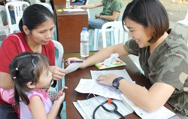 Photo courtesy of UNTV Action Center