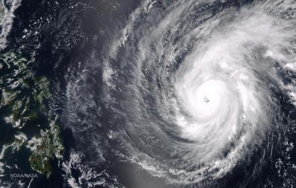 Reuters/NOAA/NASA